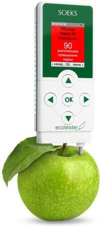"""Экотестер """"СОЭКС"""" с высокой точностью определит содержание нитратов в продуктах"""